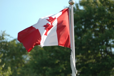 All, Flags, Canadian Flags, Canada, West Port