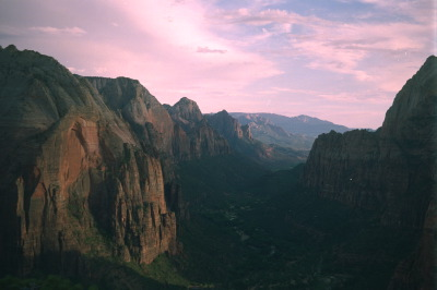 All, USA,Utah,Zion National Park, Canyon