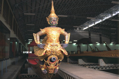All, Thailand,Cannon, Gold, Barge