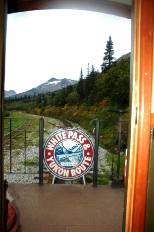 All, Skagway White Pass & Yukon Train Route, Train, Skagway, Alaska, USA